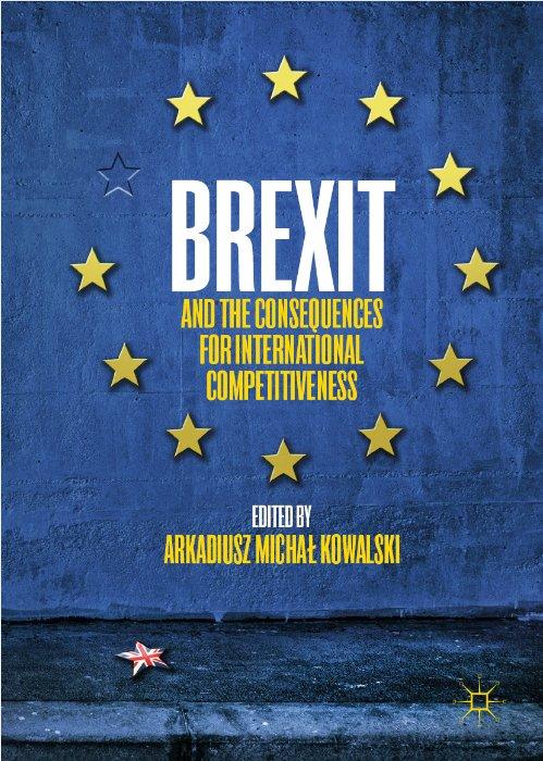 Brexit - okładka